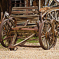 A Wagon And Wheels by Donna Greene