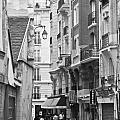 A Walk About Paris by Georgia Fowler