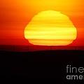 A Wavering Sunrise by Jeff Swan