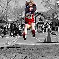 A Winning Jump by Al Bourassa