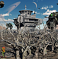 A World Stripped Bare From The Effects by Mark Stevenson