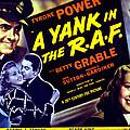 A Yank In The R.a.f., Tyrone Power by Everett