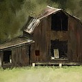 Abandoned Barn by Dale Stillman