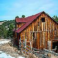 Abandoned Barn Ll by Shannon Harrington