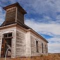 Abandoned Church by Melany Sarafis