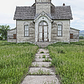 Abandoned Countryside Church by Dave & Les Jacobs