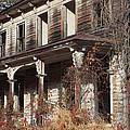 Abandoned Dilapidated Homestead by John Stephens
