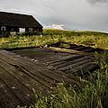Abandoned Farm House by Mark Duffy