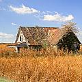 Abandoned Farmhouse 7 by Douglas Barnett
