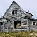 Abandoned House by Bob Christopher