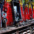 Abandoned In Richmond Virginia by Brenda Giasson