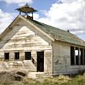 Abandoned Rural School House by Paul Edmondson