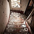 Abandoned Stairs 2 by Cale Best