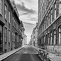 Abandoned Street by Eunice Gibb