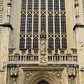 Abbey Door by Nick Field