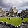 Abbeyknockmoy, Cistercian Abbey Of by The Irish Image Collection