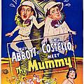 Abbott And Costello Meet The Mummy by Everett