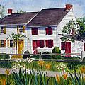 Abbott House by Clara Sue Beym