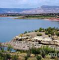 Abiquiu Lake New Mexico by Vicki Pelham