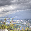 Above Chattanooga by David Troxel
