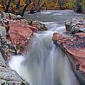 Above The Castor River Shut Ins II by Greg Matchick