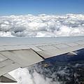 Above The Clouds by Ausra Huntington nee Paulauskaite