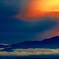 Above The Clouds by Ellen Heaverlo