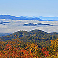Above The Clouds by Susan Leggett