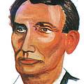 Abraham Lincoln by Emmanuel Baliyanga