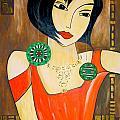 Women 447 - Marucii by Marek Lutek