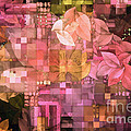 Abstract .. Trellis by Elaine Manley