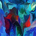 Abstract 021612 by David Lane