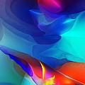 Abstract 060312 by David Lane