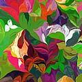 Abstract 090912 by David Lane