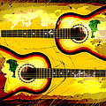 Abstract Acoustic by David G Paul
