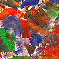 Abstract - Acrylic - Synthesis by Mike Savad