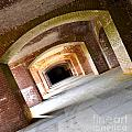 Abstract Archways Fort Point by Kim Frank
