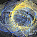 Abstract Art - Delightful Mood Of Abstracted Mind by Abstract art prints by Sipo