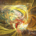 Abstract Art - In Full Bloom by Abstract art prints by Sipo
