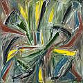 Abstract Art Fifteen by Lynne Taetzsch