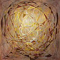 Abstract Art Twelve by Lynne Taetzsch