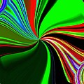 Abstract Fusion 57 by Will Borden