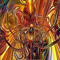 Abstract Medusa Fx   by G Adam Orosco