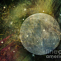 Abstract Moon by Billie-Jo Miller