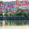 abstract Portuguese city Porto-6 by Joel Vieira