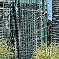 Abstract Walls by Phyllis Denton