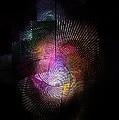 Abstract110111b by David Lane
