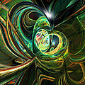 Abstracted Love Fx  by G Adam Orosco