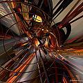 Abstructured Fx  by G Adam Orosco