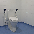 Accessible Toilet by Jaak Nilson